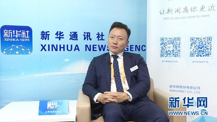 通内斯食品集团中国区总裁刘东:打造优质食品追溯系统 为安全消