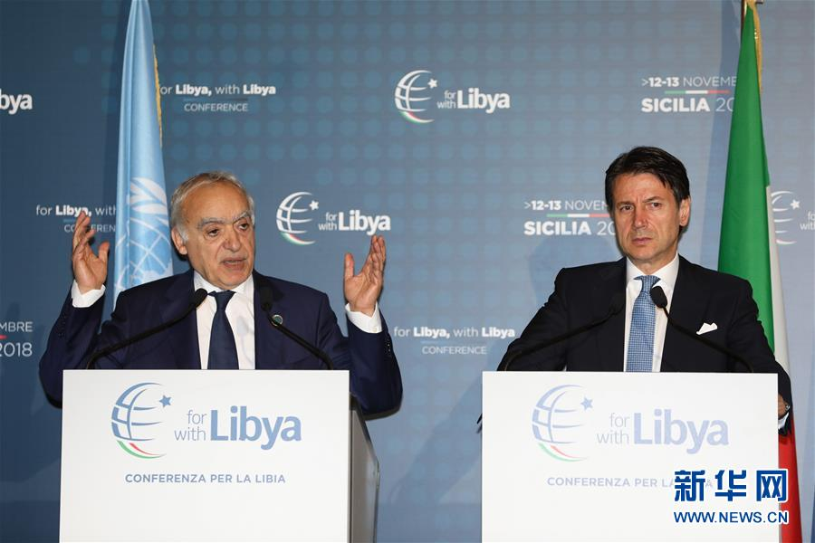 (國際)(1)利比亞問題會議在意大利召開