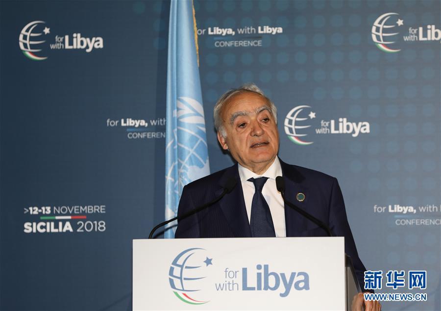 (國際)(2)利比亞問題會議在意大利召開
