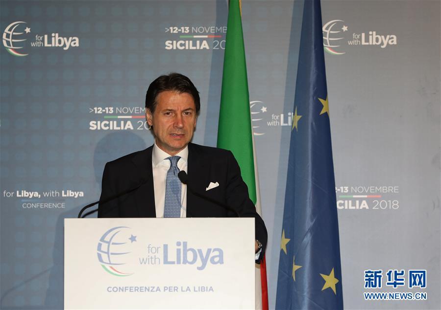 (國際)(3)利比亞問題會議在意大利召開