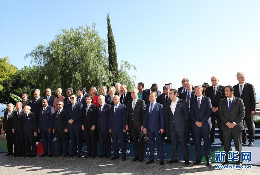 (國際)(4)利比亞問題會議在意大利召開