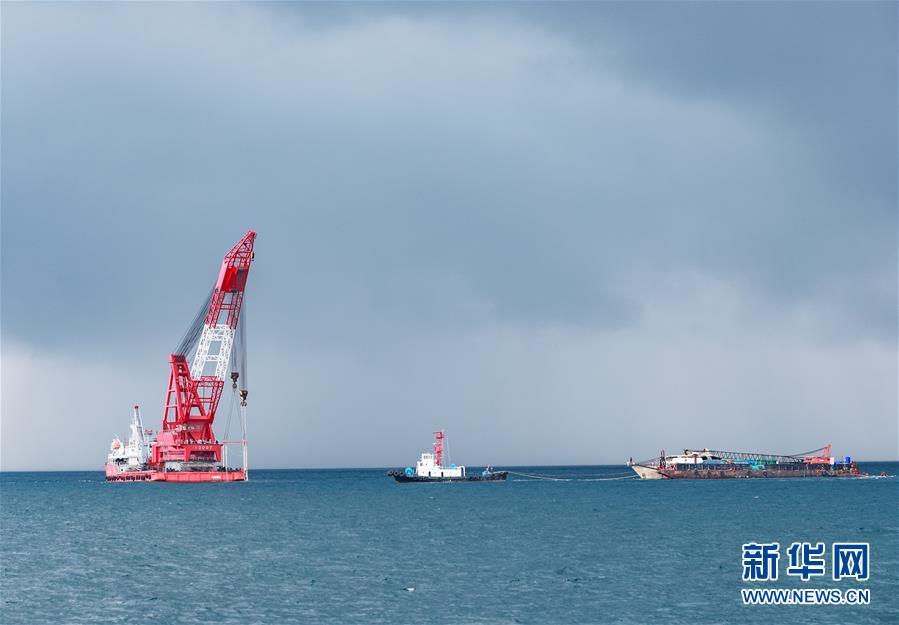 """(國際)(4)泰國將封鎖打撈上岸的""""鳳凰""""號以開展調查"""