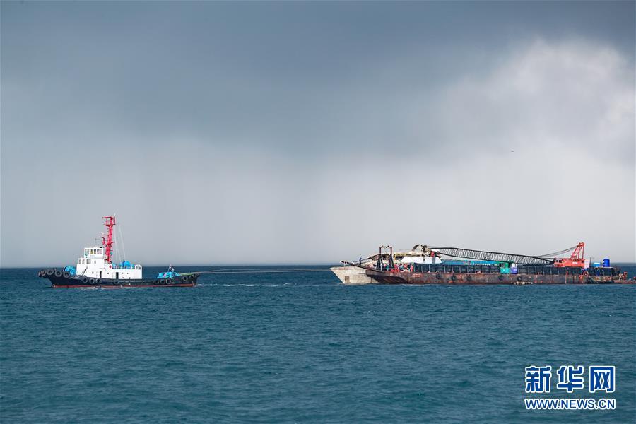 """(國際)(6)泰國將封鎖打撈上岸的""""鳳凰""""號以開展調查"""