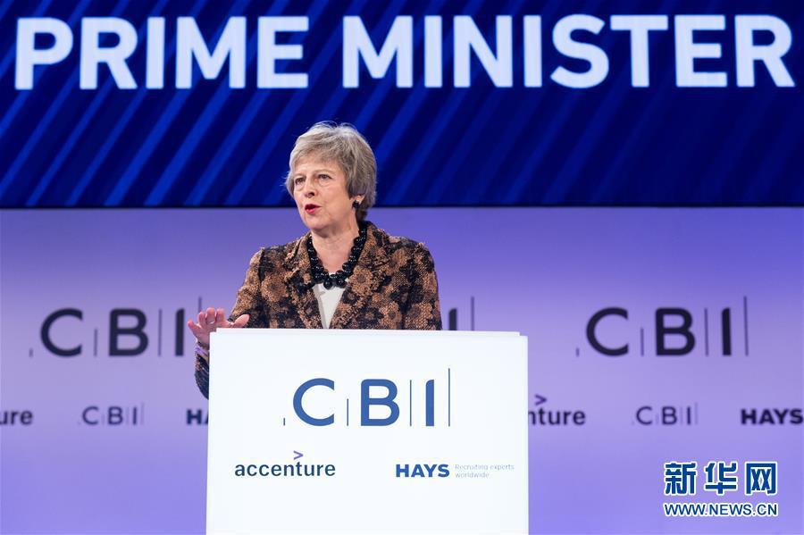 (國際)(1)英國首相説英歐本周內將敲定未來關係框架細節