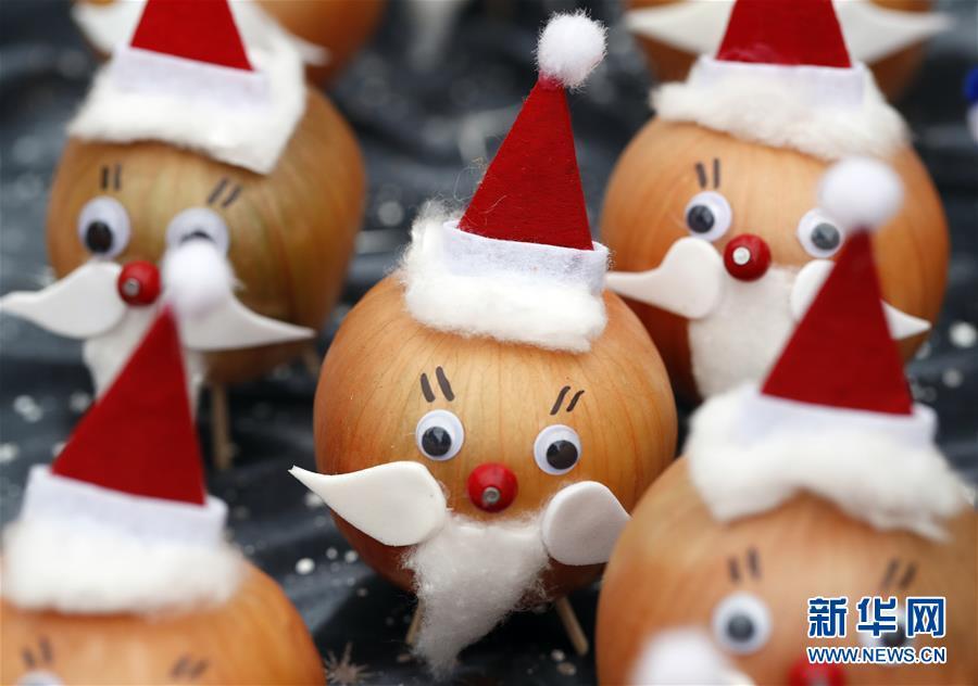 (國際)(2)瑞士伯爾尼舉辦一年一度洋蔥節