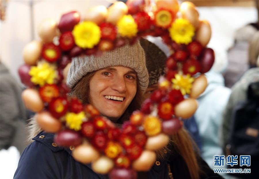 (國際)(5)瑞士伯爾尼舉辦一年一度洋蔥節