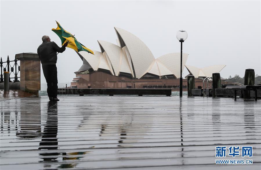 (國際)(4)悉尼遭遇強降水