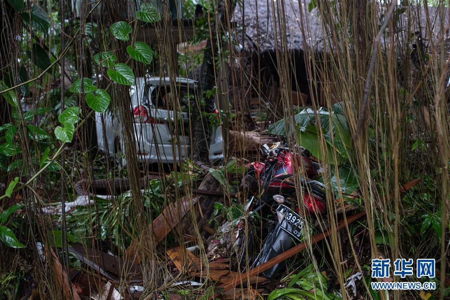 (国际)(2)印尼巽他海峡海啸遇难者人数升至222人
