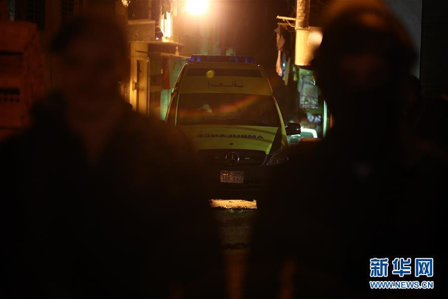 (国际)(2)埃及首都开罗发生炸弹爆炸事件
