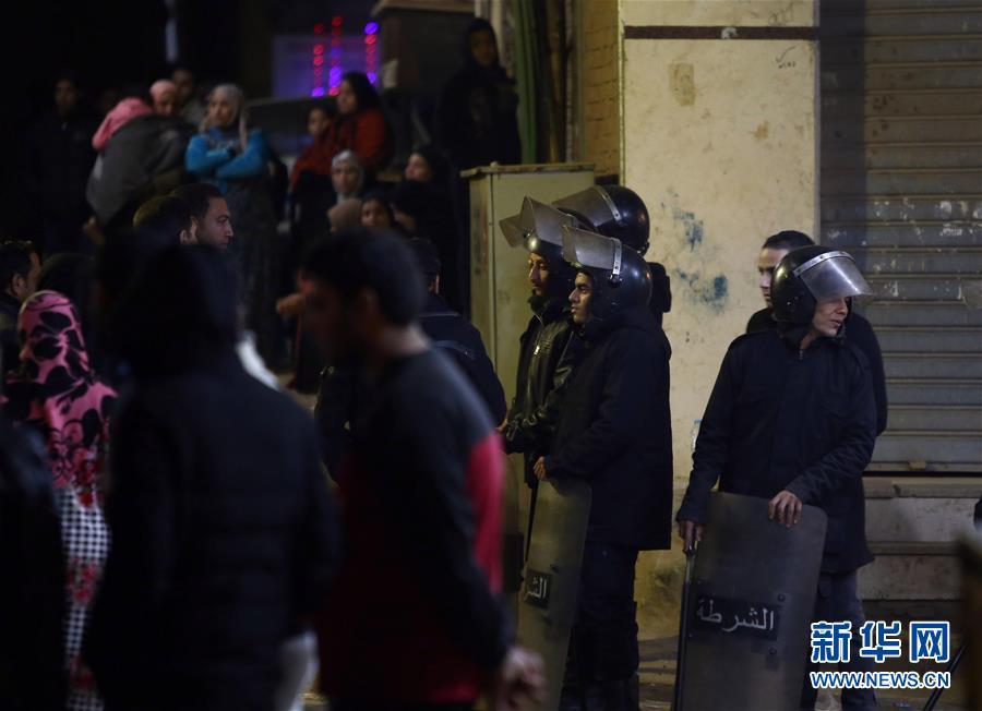 (国际)(3)埃及首都开罗发生炸弹爆炸事件