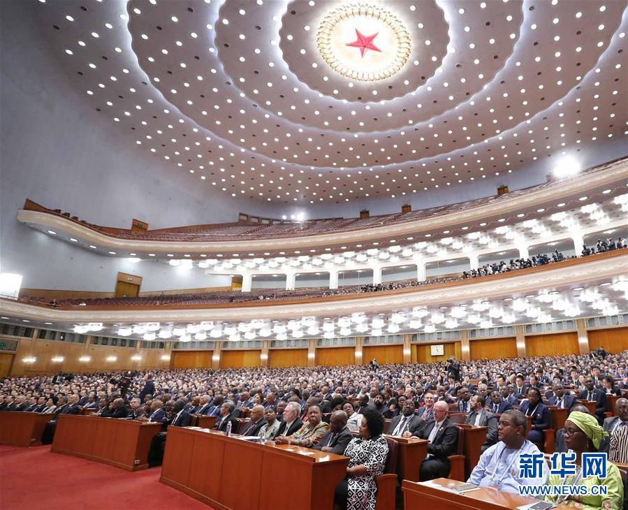 (新华全媒头条·图文互动)(3)特稿:惊涛拍岸风鹏举——2018年中国元首外交的世界印象