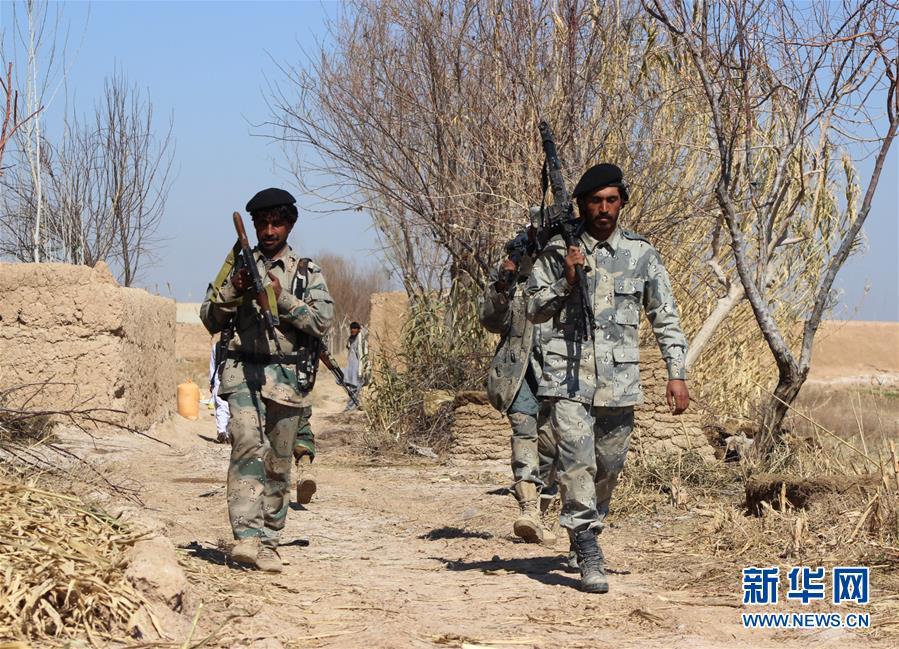 (國際)阿富汗軍方説從塔利班武裝手中奪回南部重要地區