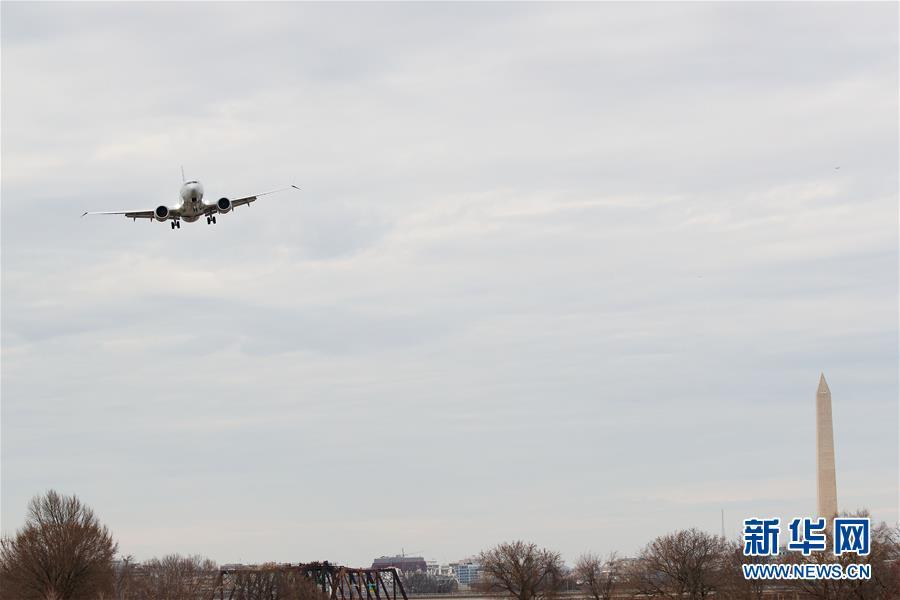 (國際)(1)美國暫時停飛波音737 MAX型號飛機