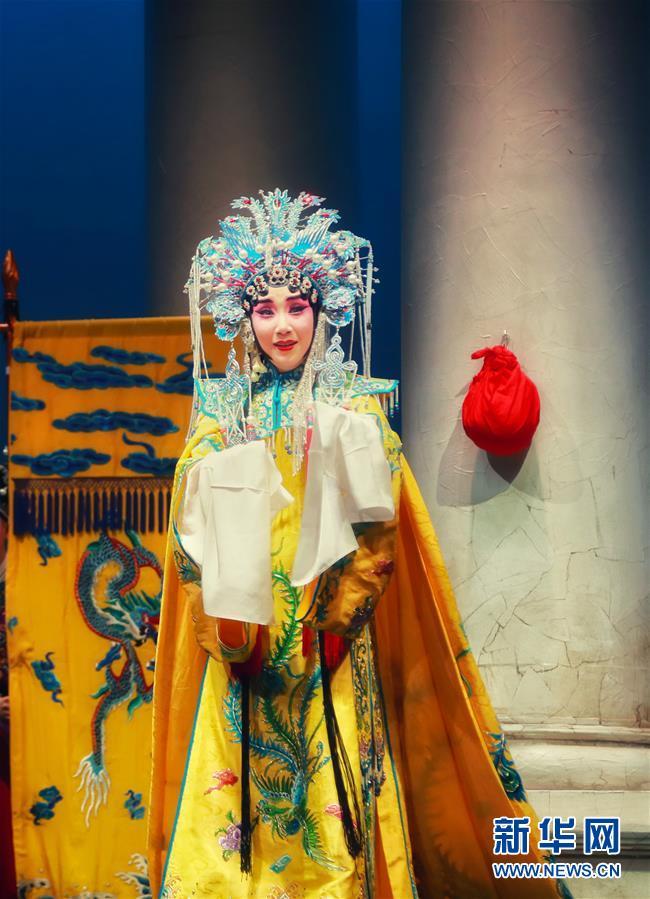 (習近平出訪配合稿·圖文互動)(1)通訊:當中國京劇遇上意大利歌劇——人文交流助力中意兩國民心相通