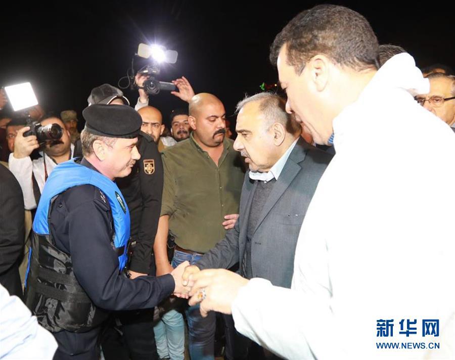 (國際)(1)伊拉克北部渡輪沉沒事故遇難人數升至93人