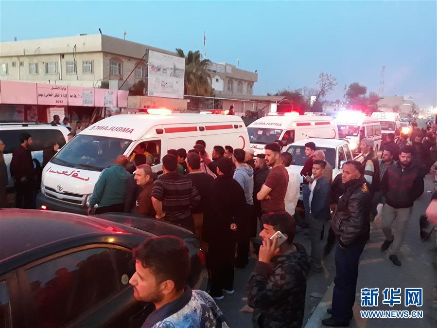 (國際)(3)伊拉克北部渡輪沉沒事故遇難人數升至93人