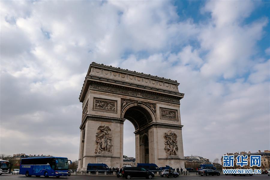 (習近平出訪配合稿·圖文互動)(6)新聞背景:法蘭西共和國