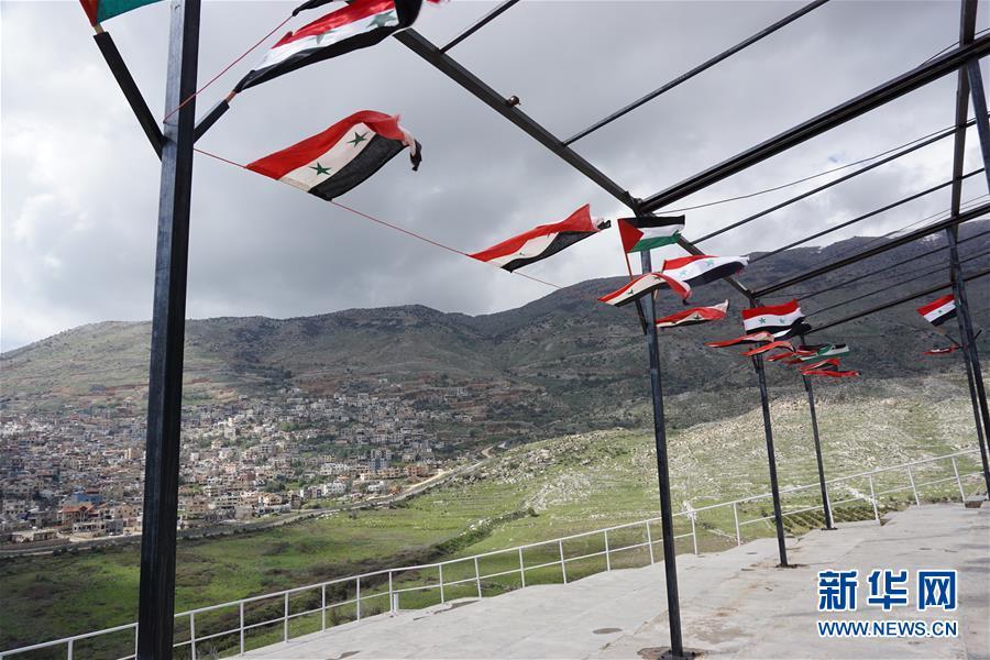 """(國際)(1)敘利亞表示堅決反對美方承認以色列對戈蘭高地的""""主權"""""""