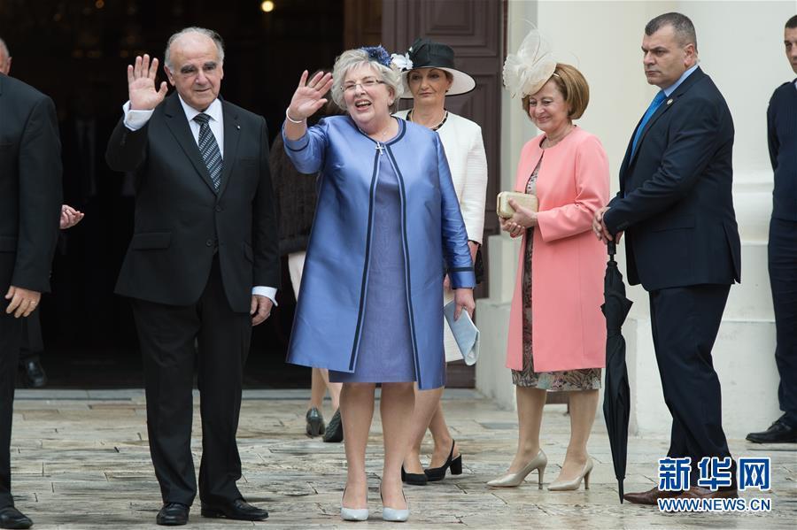 (國際)(2)馬耳他新總統宣誓就職