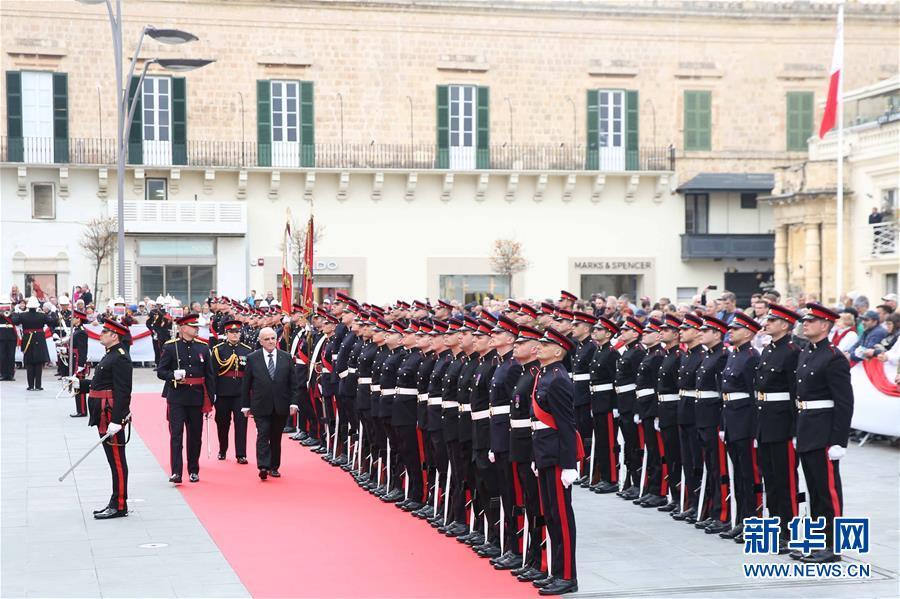 (國際)(3)馬耳他新總統宣誓就職