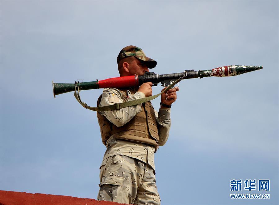 (国际)(1)阿富汗政府军对塔利班武装分子开展新一轮打击
