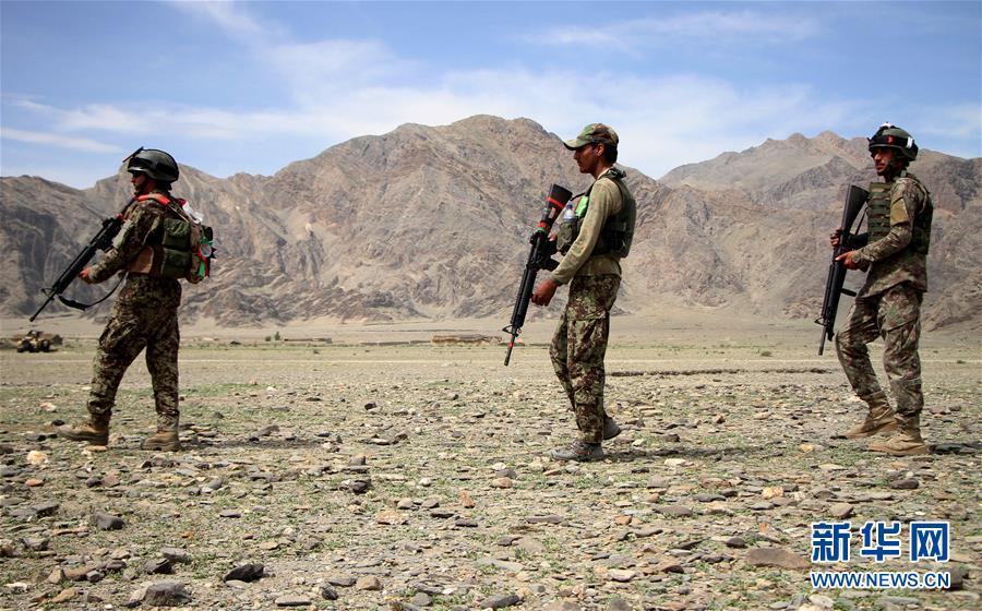 (国际)(3)阿富汗政府军对塔利班武装分子开展新一轮打击