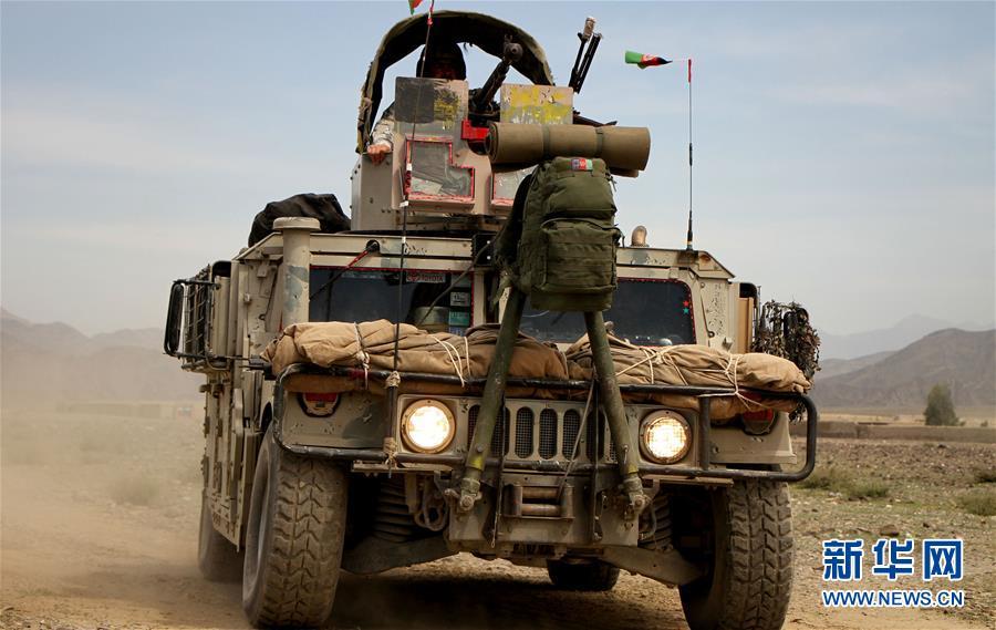 (国际)(4)阿富汗政府军对塔利班武装分子开展新一轮打击