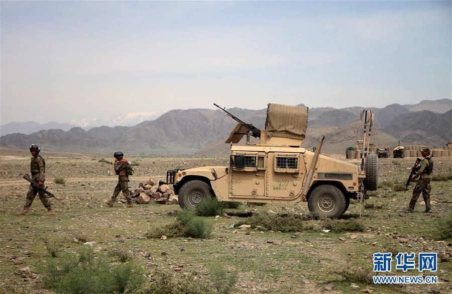 (国际)(5)阿富汗政府军对塔利班武装分子开展新一轮打击