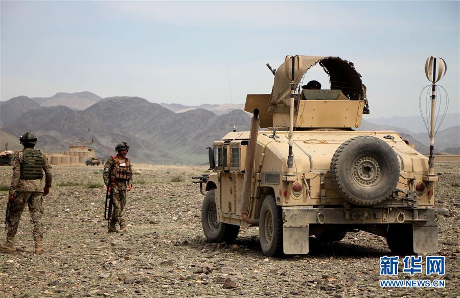 (国际)(6)阿富汗政府军对塔利班武装分子开展新一轮打击
