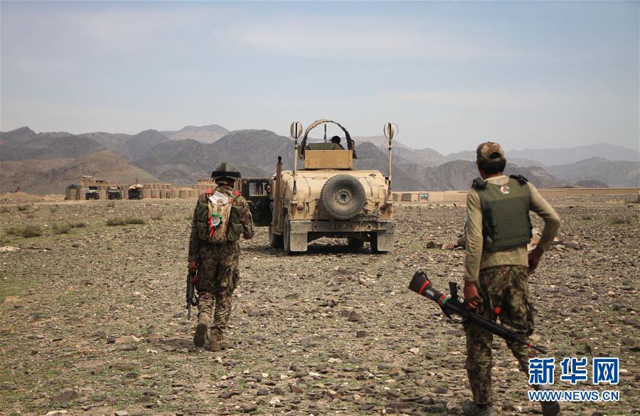 (国际)(7)阿富汗政府军对塔利班武装分子开展新一轮打击