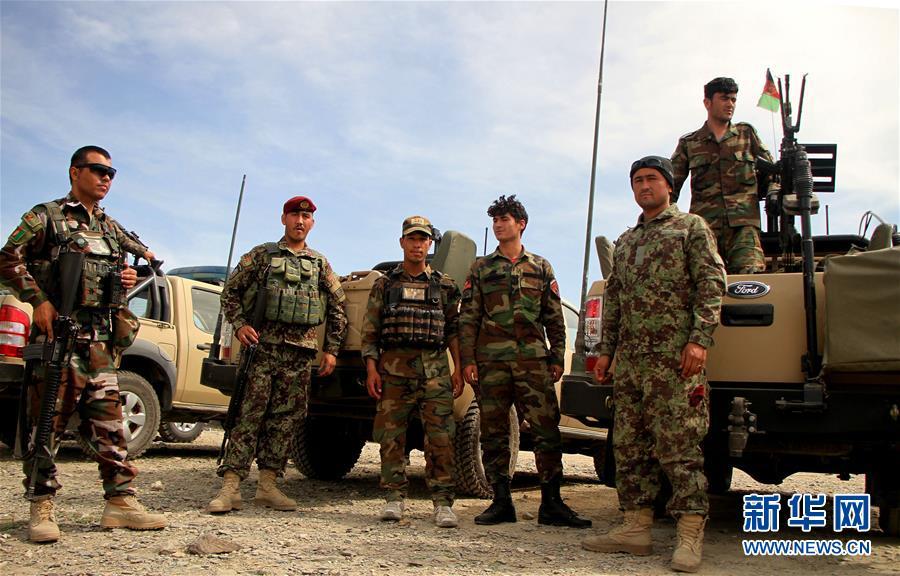 (国际)(8)阿富汗政府军对塔利班武装分子开展新一轮打击