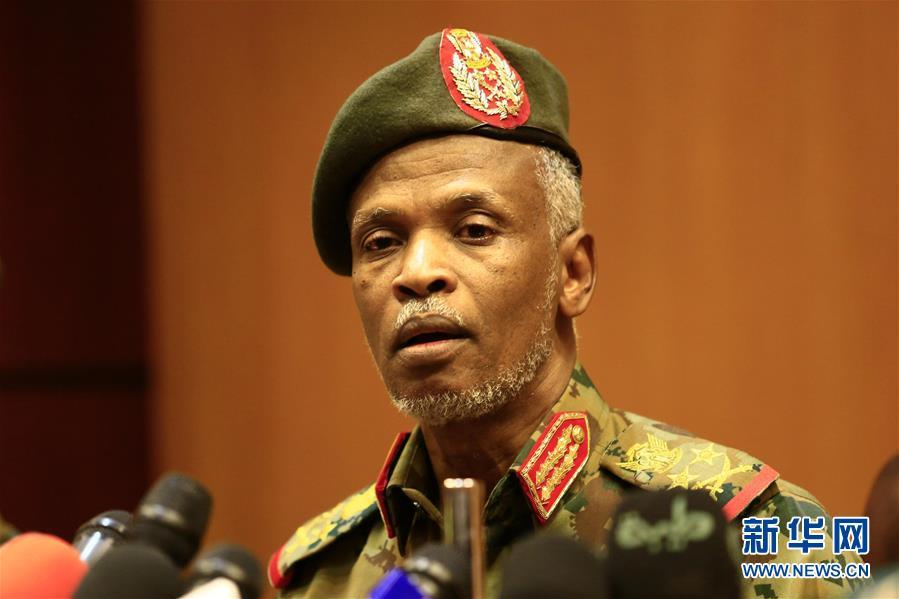 苏丹军方表示不会将巴希尔交给国际刑事法院审判