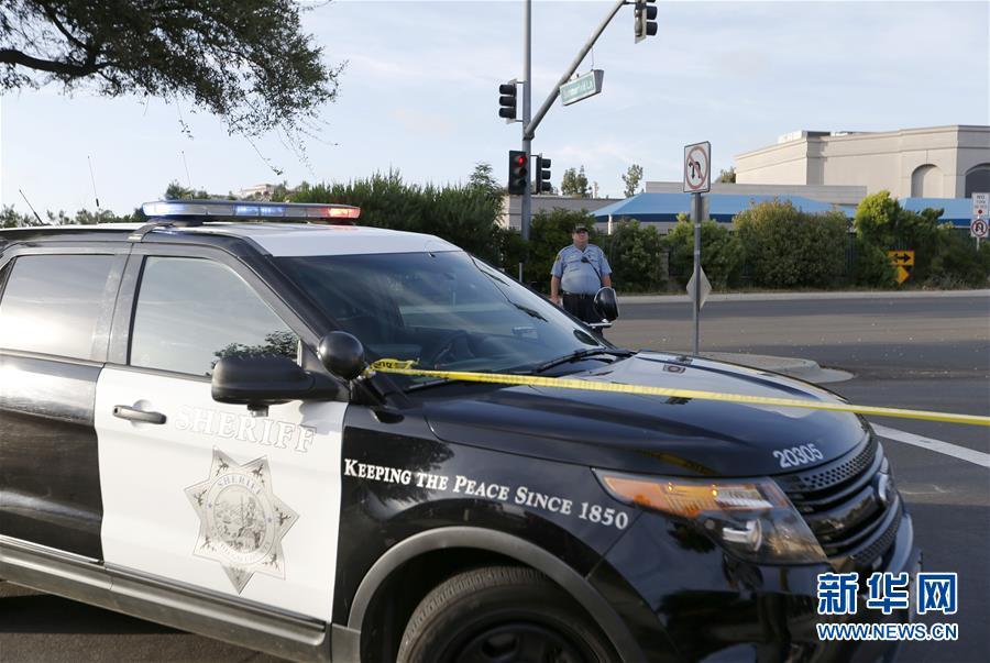 (國際) (1)美國加州一猶太會堂發生槍擊1死3傷