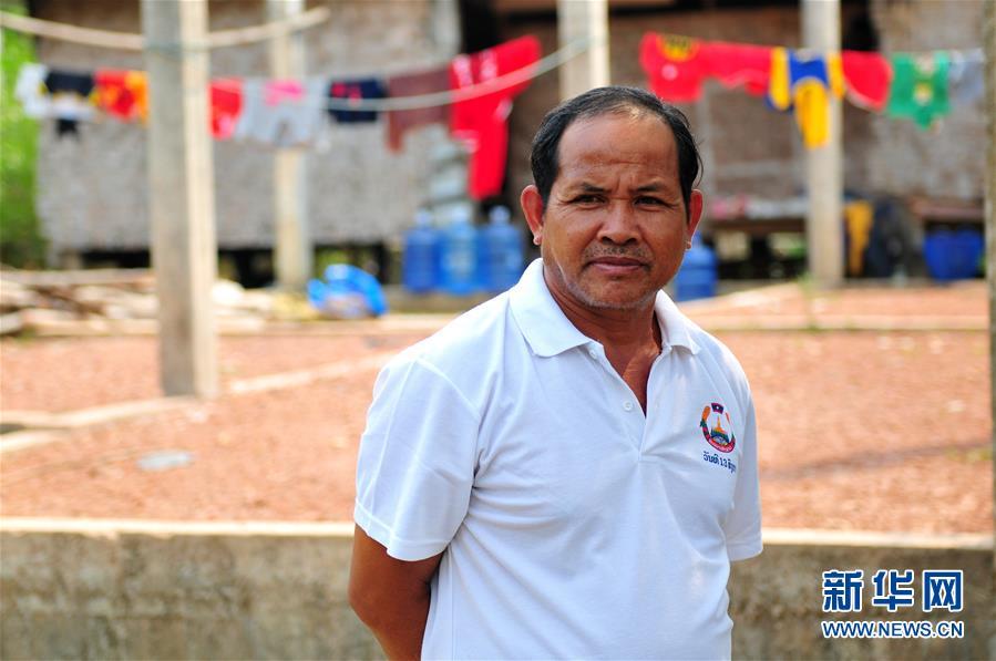 """(国际·""""一带一路""""高峰论坛·图文互动)(4)蔬菜基地诞生记——中国技术让老挝首都郊区农户受益匪浅"""