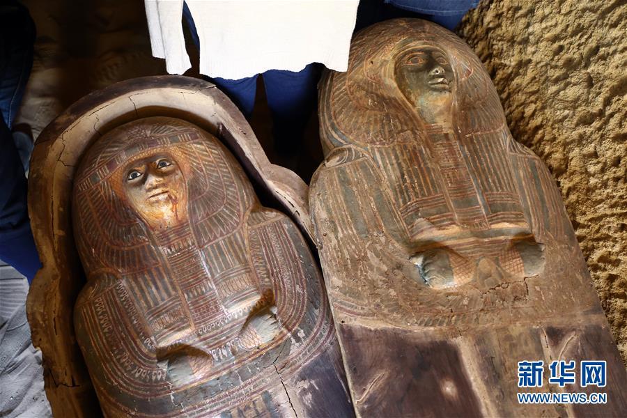 (国际)(5)埃及发掘出一处古王国时期墓地