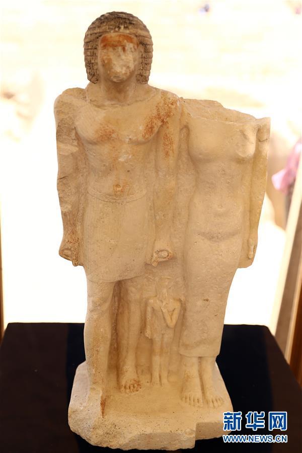 (国际)(7)埃及发掘出一处古王国时期墓地