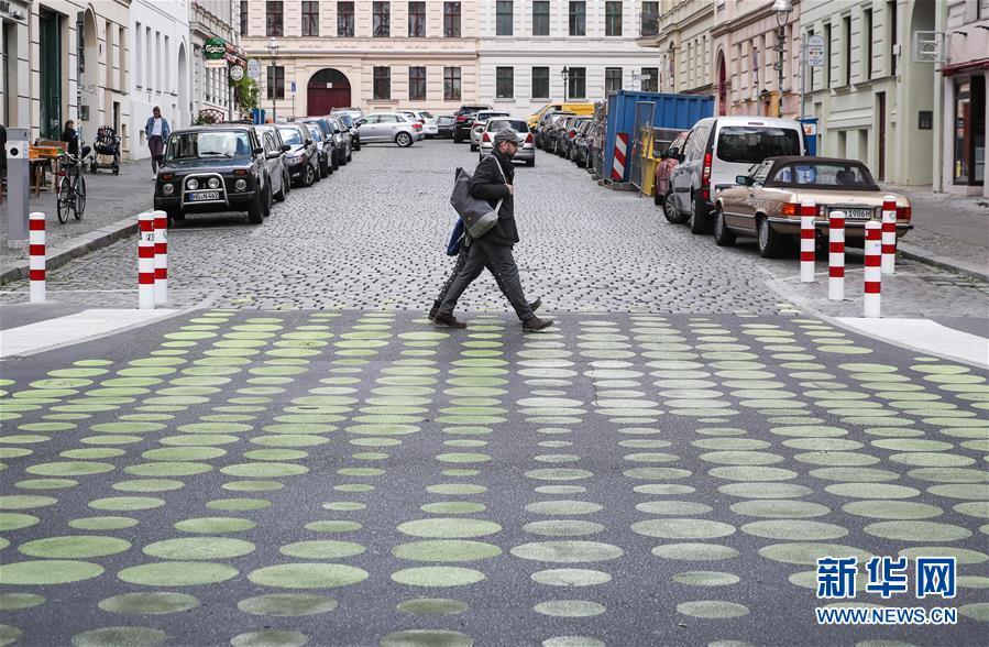 (國際)(1)柏林試用新安全道路標識