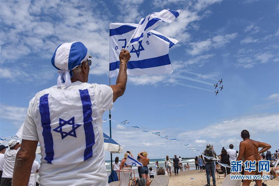 (國際)(1)以色列慶祝獨立日