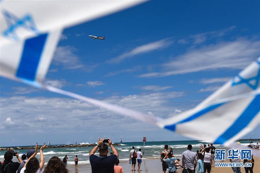(國際)(2)以色列慶祝獨立日