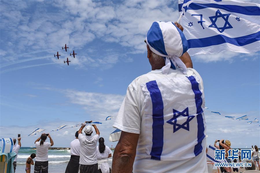 (國際)(3)以色列慶祝獨立日