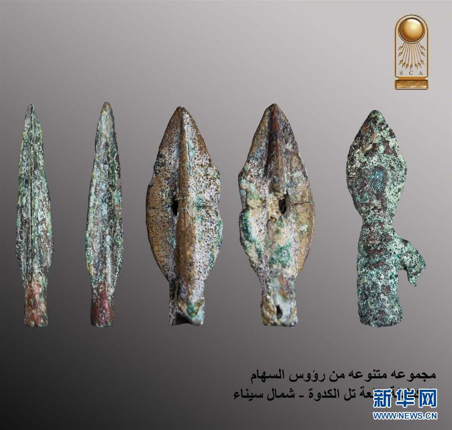 (国际·图文互动)(3)埃及考古队发掘出法老时期军事城堡