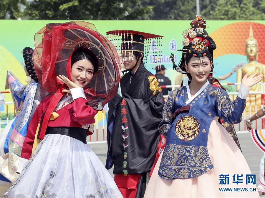(亞洲文明對話大會)(5)亞洲文明巡遊活動在京舉行