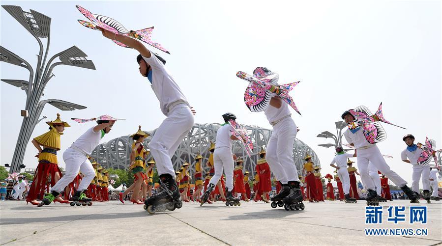(亞洲文明對話大會)(7)亞洲文明巡遊活動在京舉行