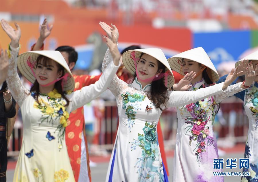 (亞洲文明對話大會)(10)亞洲文明巡遊活動在京舉行