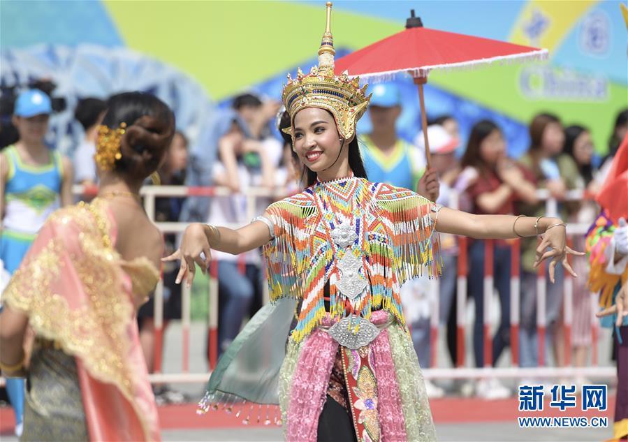 (亞洲文明對話大會)(11)亞洲文明巡遊活動在京舉行