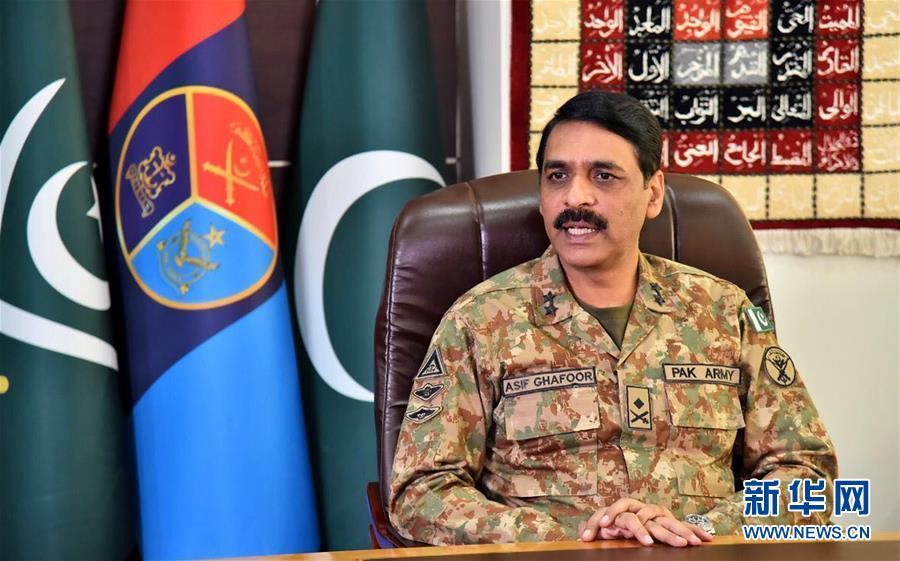 (國際·圖文互動)專訪:巴基斯坦堅決為中巴經濟走廊建設保駕護航——訪巴三軍新聞局局長阿西夫·加富爾