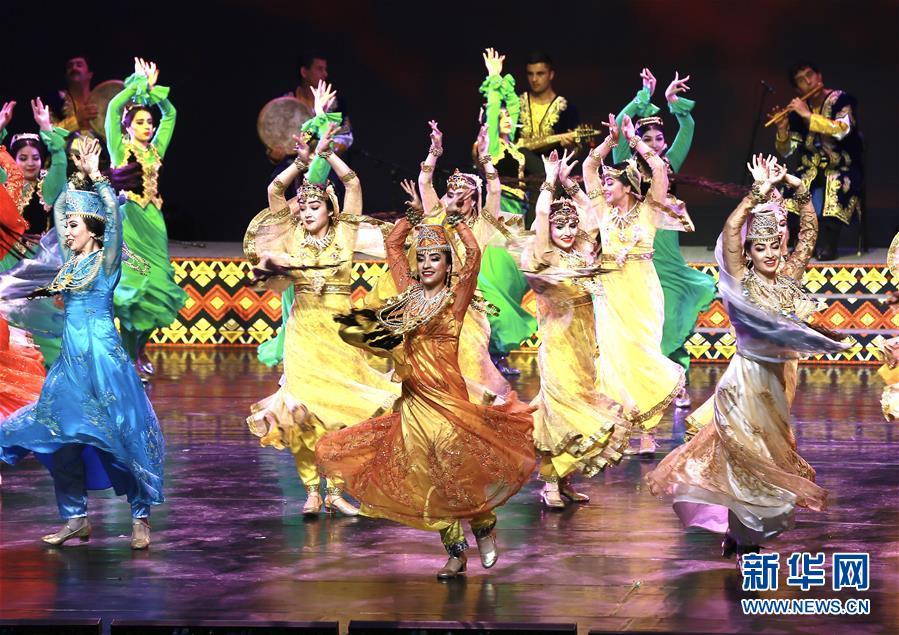 (亞洲文明對話大會)(1)塔吉克斯坦文化演出日在京舉行