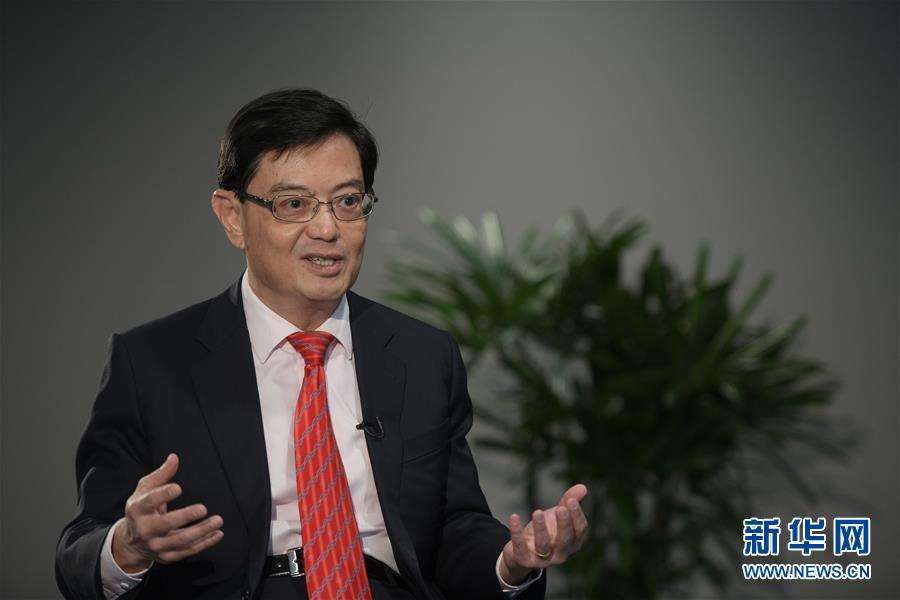 (國際·圖文互動)(2)專訪:逆全球化抬頭大背景下新中兩國不斷拓展合作空間——訪新加坡副總理王瑞傑