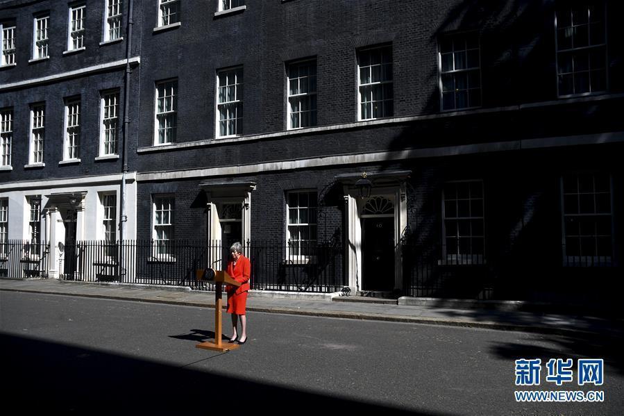 (國際)(1)英國首相將于下月辭去保守黨領導人職務