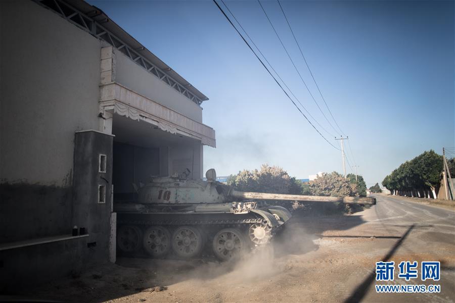(國際·一周看天下)利比亞戰事